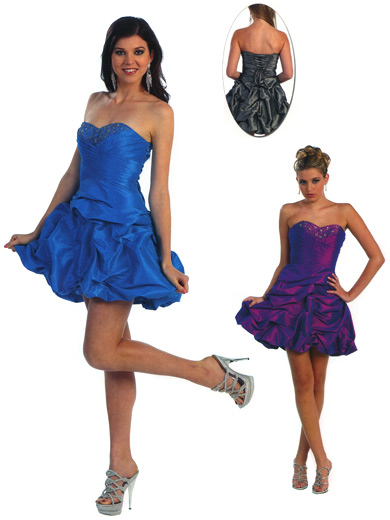 Vestido de Cerimónia Ref. 08 801