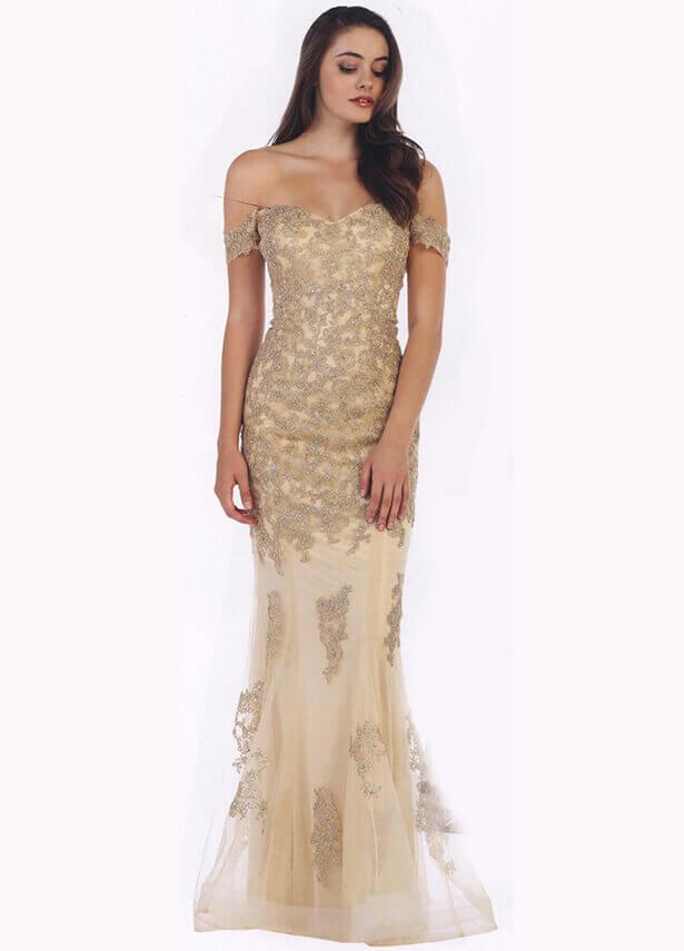 Vestidos de Cerimónia- Ref. 50357