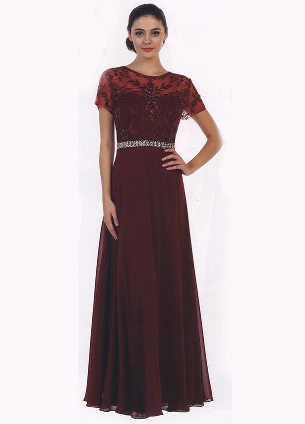 Vestidos de Cerimónia- Ref. 50366