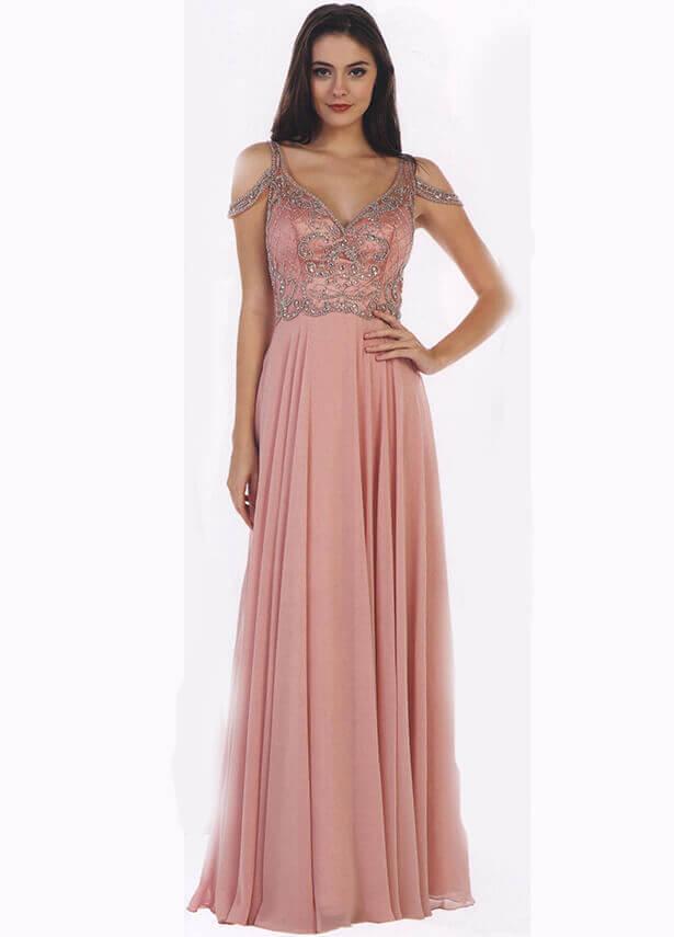Vestidos de Cerimónia- Ref. 50374