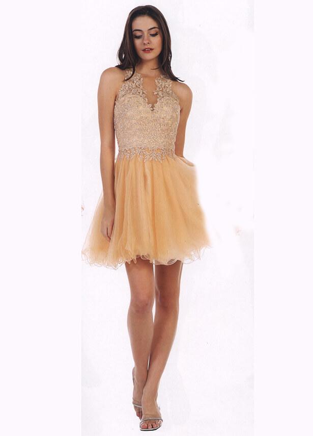 Vestidos de Cerimónia- Ref. 50377