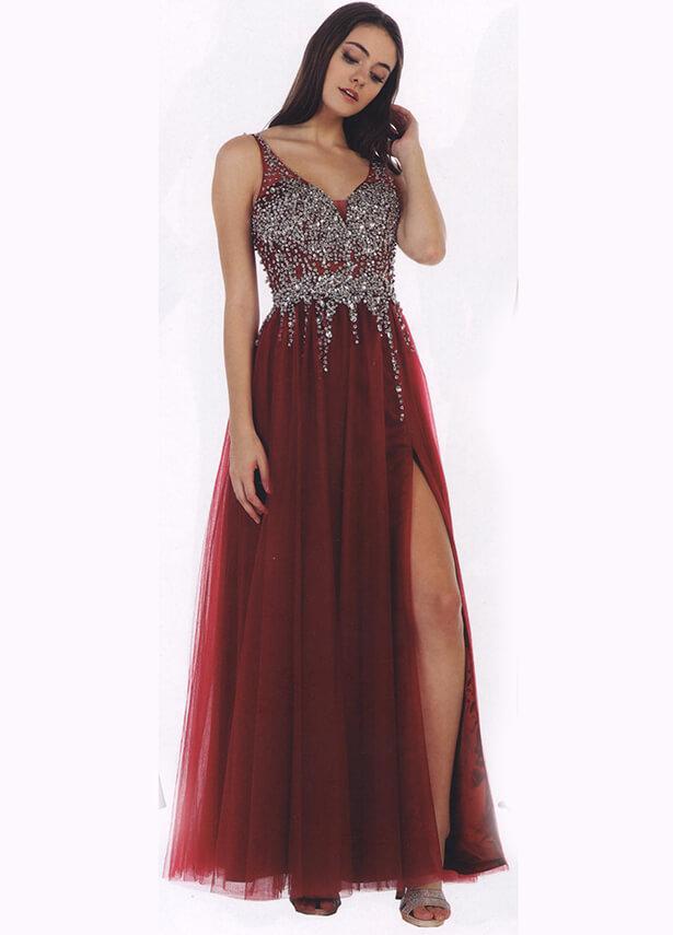 Vestidos de Cerimónia- Ref. 50381