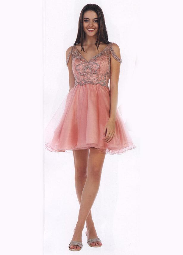 Vestidos de Cerimónia- Ref. 50387