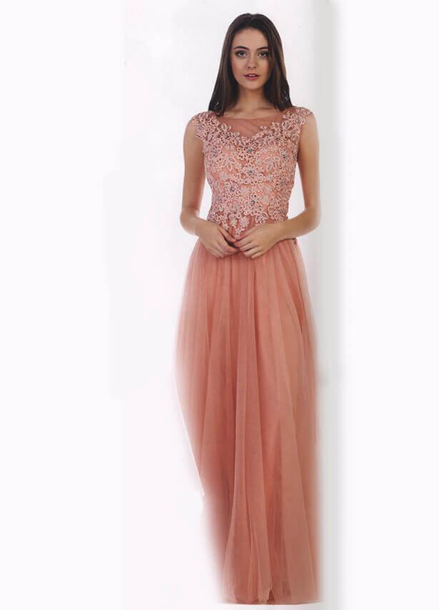 Vestidos de Cerimónia- Ref. 50389