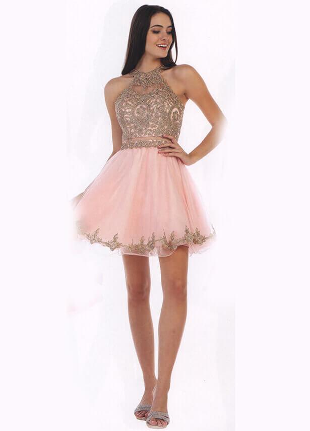 Vestidos de Cerimónia- Ref. 50391