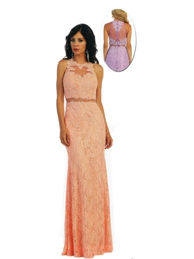 Vestido de Cerimónia Ref. 08 1224