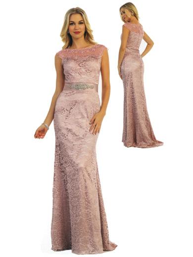 Vestido de Cerimónia Ref. 08 1237