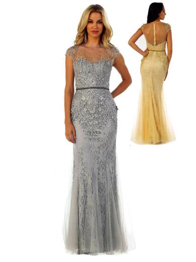 Vestido de Cerimónia Ref. 08 7292