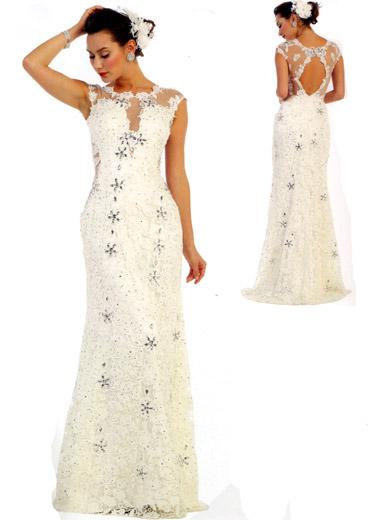 Vestido de Cerimónia Ref. 08 7295