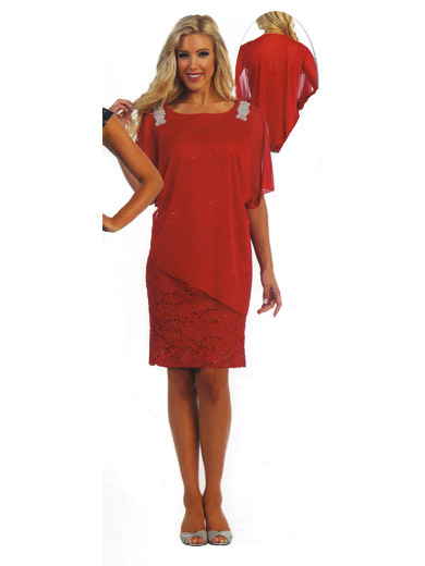 Vestido de Cerimónia Ref. 09 2431