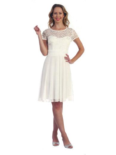 Vestido de Cerimónia Ref. 09 2478