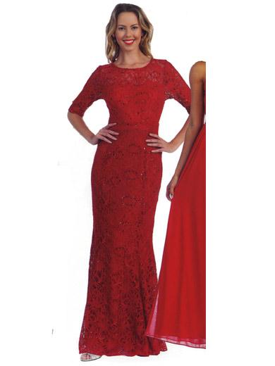 Vestido de Cerimónia Ref. 09 2481