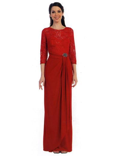 Vestido de Cerimónia Ref. 20 1431
