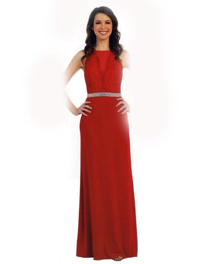Vestido de Cerimónia Ref. 20 1443