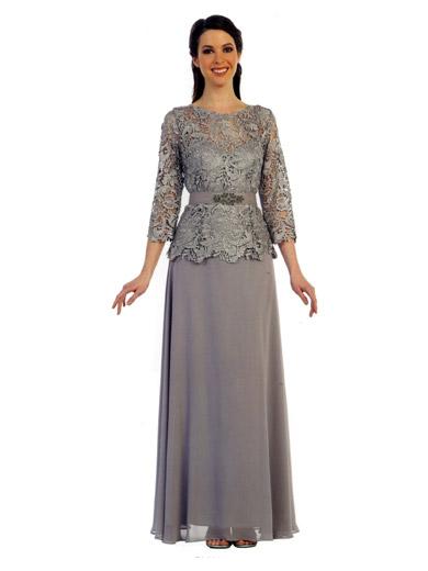Vestido de Cerimónia Ref. 20 1456