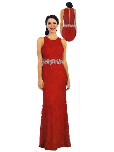 Vestido de Cerimónia Ref. 20 1459