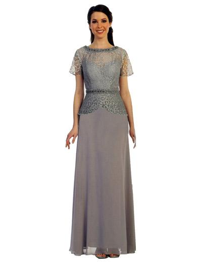 Vestido de Cerimónia Ref. 20 1467