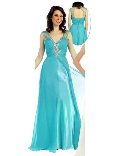 Vestido de Cerimónia Ref. 20 50311