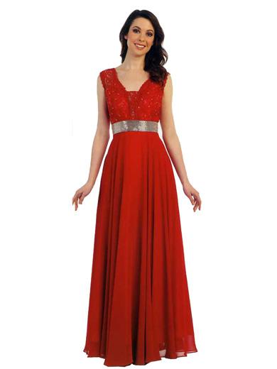 Vestido de Cerimónia Ref. 20 1446
