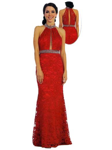 Vestido de Cerimónia Ref. 20 1461