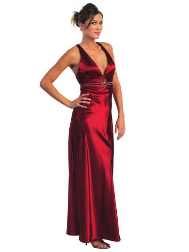 Vestido de Cerimónia Ref. 08 452