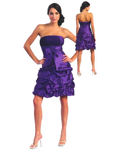 Vestido de Cerimónia Ref. 08 505