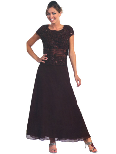 Vestido de Cerimónia Ref. 08 571