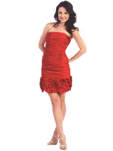 Vestido de Cerimónia Ref. 20 5011