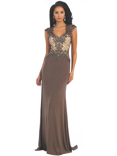 Vestido de Cerimónia Ref. 08 7250