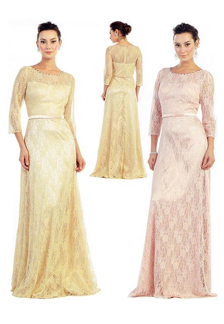 Vestido de Cerimónia Ref. 08 1278
