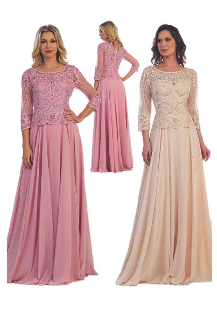 Vestido de Cerimónia Ref. 08 1279
