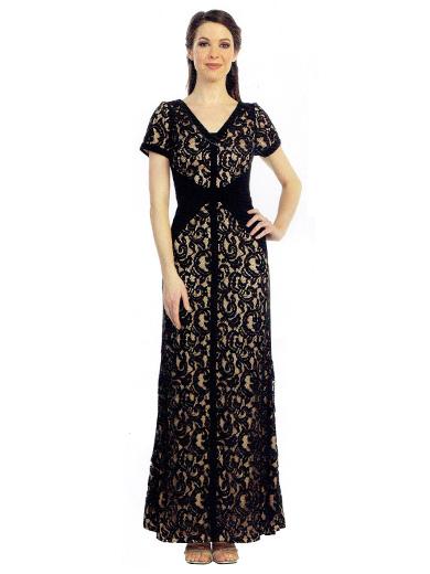 Vestido de Cerimónia Ref. 20 1466