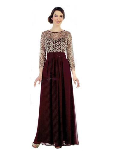 Vestido de Cerimónia Ref. 20 1473