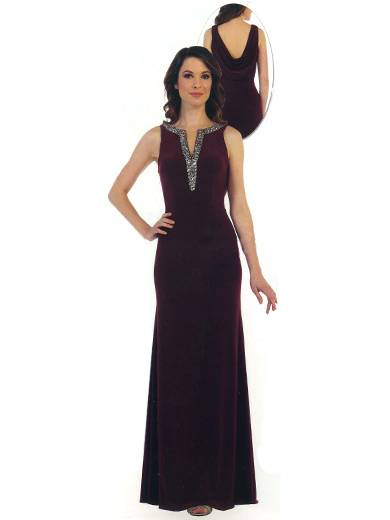 Vestido de Cerimónia Ref. 20 1480
