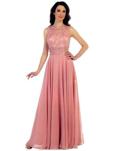 Vestido de Cerimónia Ref. 20 1502