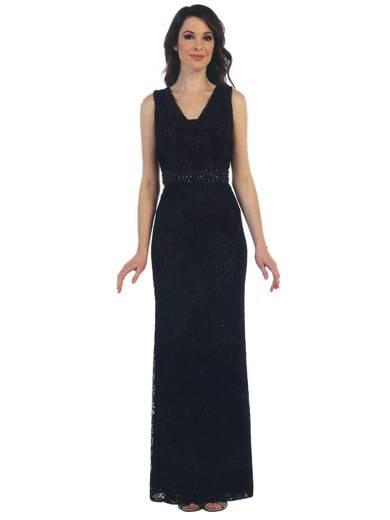 Vestido de Cerimónia Ref. 20 1518