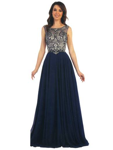 Vestido de Cerimónia Ref. 20 50328