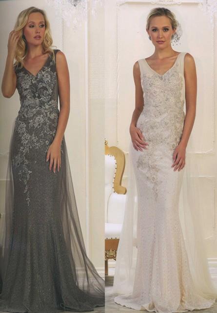 Vestido de Noiva Ref. 08 7563