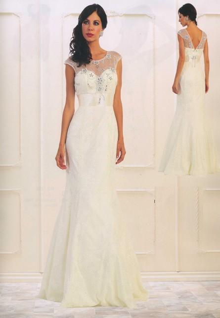Vestido de Noiva Ref. 08 1228