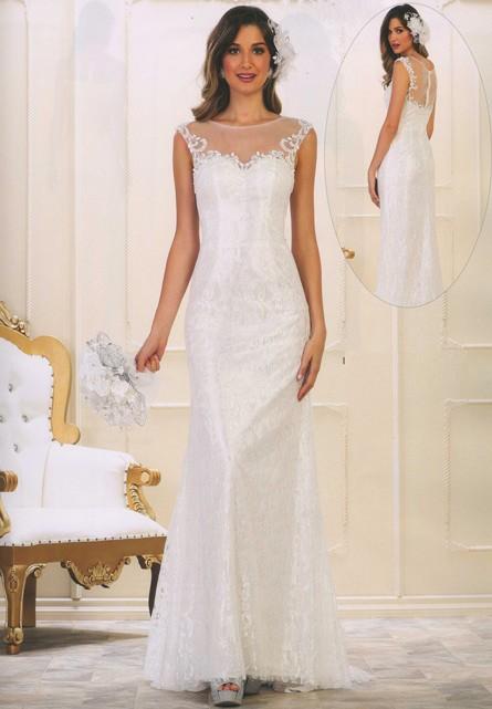 Vestido de Noiva Ref. 08 1551