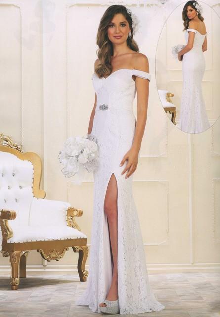 Vestido de Noiva Ref. 08 1553