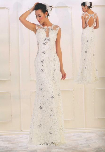 Vestido de Noiva Ref. 08 7295