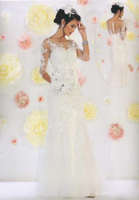 Vestido de Noiva Ref. 08 7485