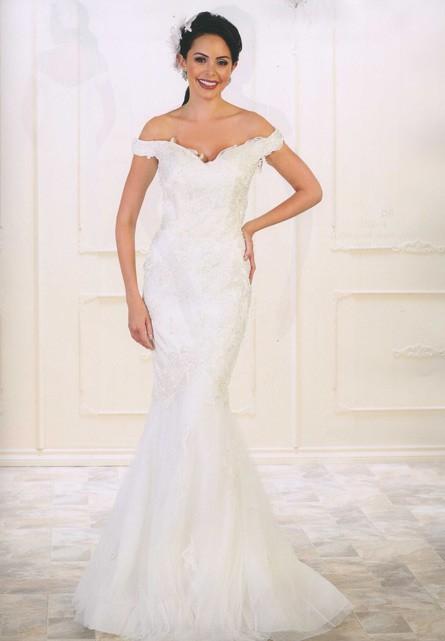Vestido de Noiva Ref. 08 7492