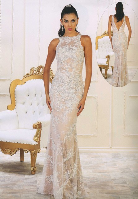 Vestido de Noiva Ref. 08 7496