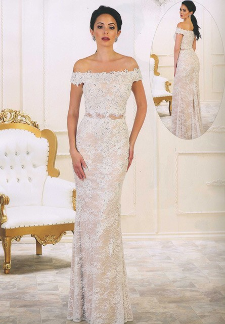 Vestido de Noiva Ref. 08 7497