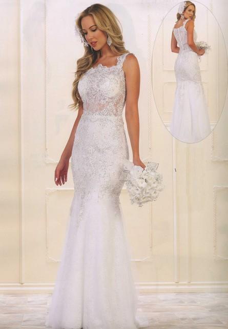 Vestido de Noiva Ref. 08 7544
