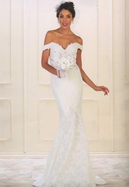 Vestido de Noiva Ref. 08 7561