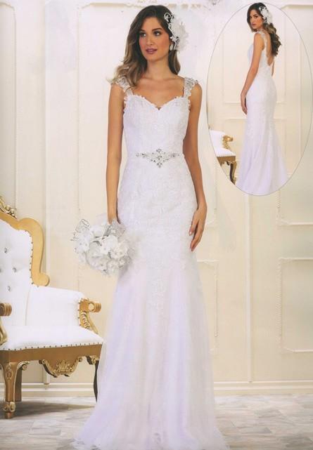 Vestido de Noiva Ref. 08 7573