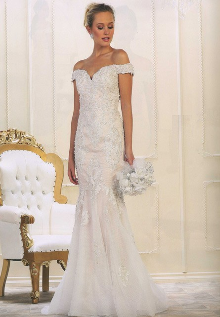 Vestido de Noiva Ref. 08 7625